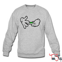 Roll That Loud crewneck sweatshirt