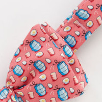 Men's Bow Ties: Kegs & Eggs Silk Bow Tie for Men – Vineyard Vines
