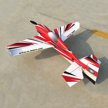 3D Aerobatic RC Airplane Assembly Kit