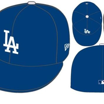 New Era LA Dodgers 5950 hats