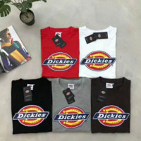 DICKIES short sleeved classic horseshoe top