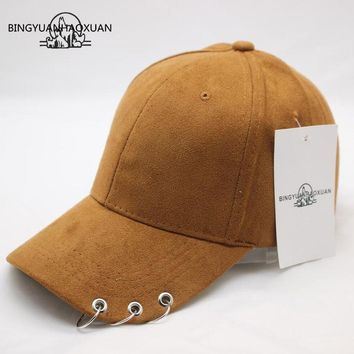 Trendy Winter Jacket BINGYUANHAOXUAN Winter Autumn Thickening Suede Fabric Men Women Baseball Caps High Grade Cotton Hip Hop Cap Hats Bone Snapback AT_92_12