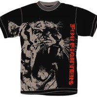 Foo Fighters T-Shirt - Tiger