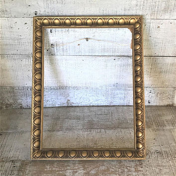 Frame Picture Frame Wood Frame Wooden Frame Gilded Frame Empty Frame Gold Frame Antique Wood Frame French Country Frame Gold Picture Frame