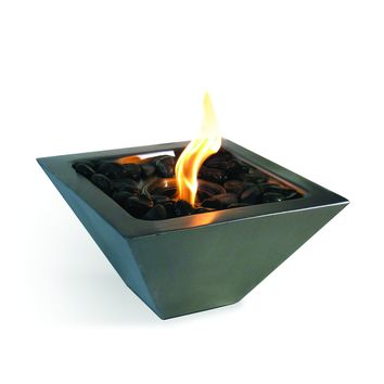 Empire Tabletop Bio-Ethanol Fireplace - Home Decor | Anywhere Fireplace