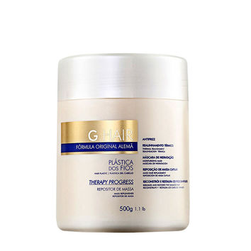 G HAIR THERAPY PROGRESS HAIR MASS REPLENISHER 500g(1,1lb)