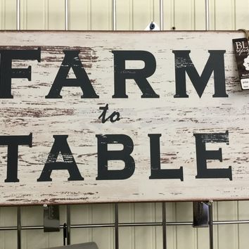 Bliss Farm to Table