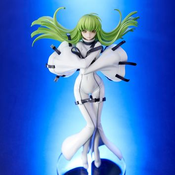 C.C. - Non Scale Figure - Code Geass: Lelouch of the Rebellion (Pre-order)