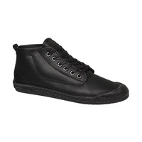 High Leap Leather - Black