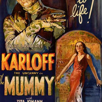 The Mummy Boris Karloff Poster 24x36