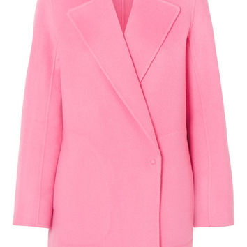 Theory - Boy wool and cashmere-blend coat