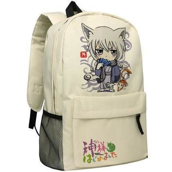 Kamisama Kiss Cosplay Backpack Anime cartoon Oxford School Bag Unisex
