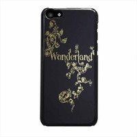 wonderland alice fairytale iphone 5c 4 4s 5 5s 6 6s plus cases