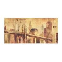 Brooklyn Bridge Canvas Art Print | Kirkland's