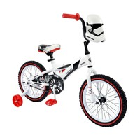 "Kids Huffy® Storm Troopers 16"" Bike - White"