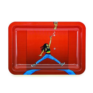 Air Marley Metal Rolling Tray