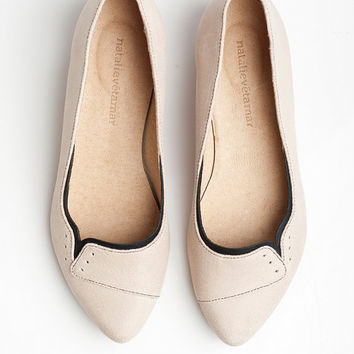 SALE 35% OFF Ninna flats in Sand color