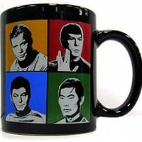 Star Trek Coffee Mug  - Let It Beam