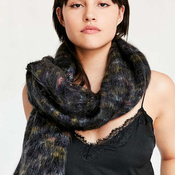 Brushed Snap Scarf - Urban Outfitters