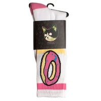 DONUT SOCKS WHITE – Odd Future