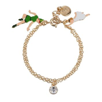 N2 by Les Néréides FLY WITH ME PETER AND WENDY BRACELET