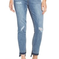 Wit & Wisdom Slim Straight Leg Ankle Jeans (Regular & Petite) (Nordstrom Exclusive) | Nordstrom