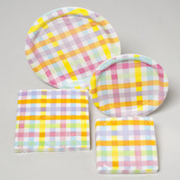 easter party plates & napkins