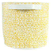 Jaal Can, Yellow, Laundry Hampers