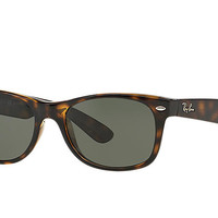Ray-Ban NEW WAYFARER CLASSIC Tortoise, Nylon Gradient RB2132 | Ray-Ban® USA