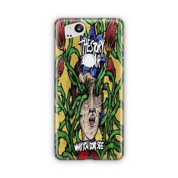 The Story So Far Punk 2000 Google Pixel 3 XL Case | Casefantasy