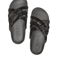 Criss Cross Slides - Victoria's Secret