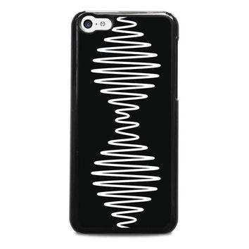 arctic monkeys icon iphone 5c case cover  number 1