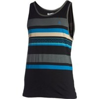 Volcom Dead Lock Tank Top - Men's Black, M