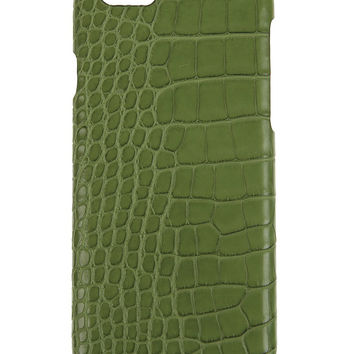 IPhone 6 Case Alligator Green