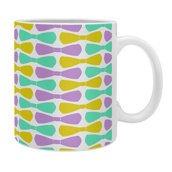 Allyson Johnson Bright Bow Ties Coffee Mug