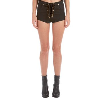 Siqi Lace Up Shorts