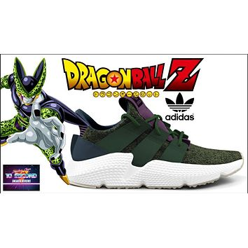 dragon ball z x adidas prophere cell-cq3034