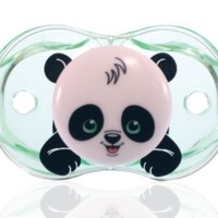 RaZbaby Keep-It-Kleen Pacifier, Panky Panda