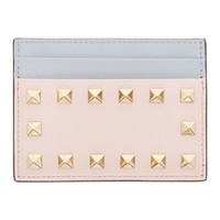 Watercolour Rockstud Card Holder