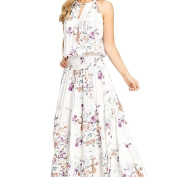Darling Fields Maxi Dress