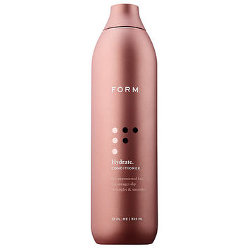 Hydrate. Conditioner - FORM | Sephora