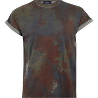 Pastel Tiedye T-shirt - Men's T-shirts & Tanks  - Clothing