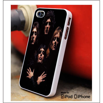 Queen Band iPhone 4s iPhone 5 iPhone 5s iPhone 6 case, Galaxy S3 Galaxy S4 Galaxy S5 Note 3 Note 4 case, iPod 4 5 Case