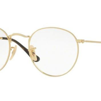 Glasses vista Ray-Ban RX3447V 2500 GOLD
