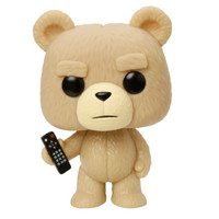 Funko Ted 2 Pop! Movies Ted Remote Vinyl Figure