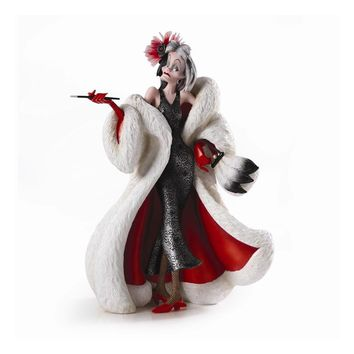 Disney Showcase Cruella De Vil Figurine