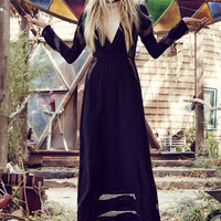 GODDESS MAXI DRESS | For Love & Lemons