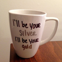 "Justin Bieber ""As Long As You Love Me"" lyric mug"