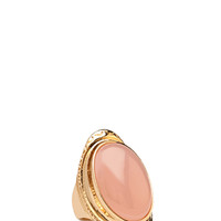 Enchanted Faux Stone Cocktail Ring