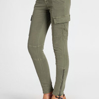 In The Army Cargo Pants - $38.00: ThreadSence, Women's Indie & Bohemian Clothing, Dresses, & Accessories